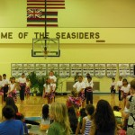 Laupahoehoe Students Perform