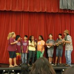 All-Star Students Perform