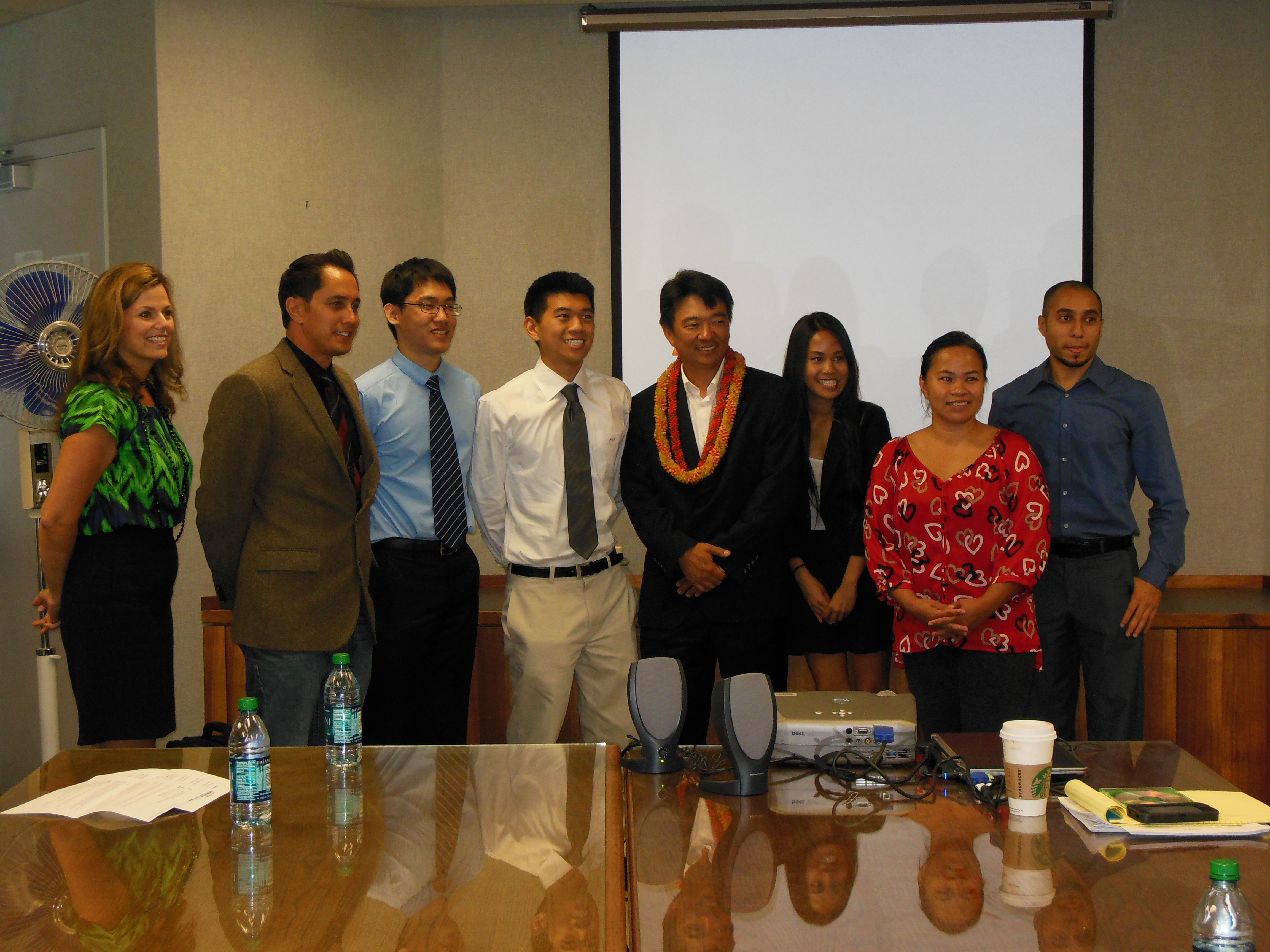shan s tsutsui college students to spend summer in a group of hawaii college students are embarking on an exciting summer full of hands on learning and real life work experience through tip transformation