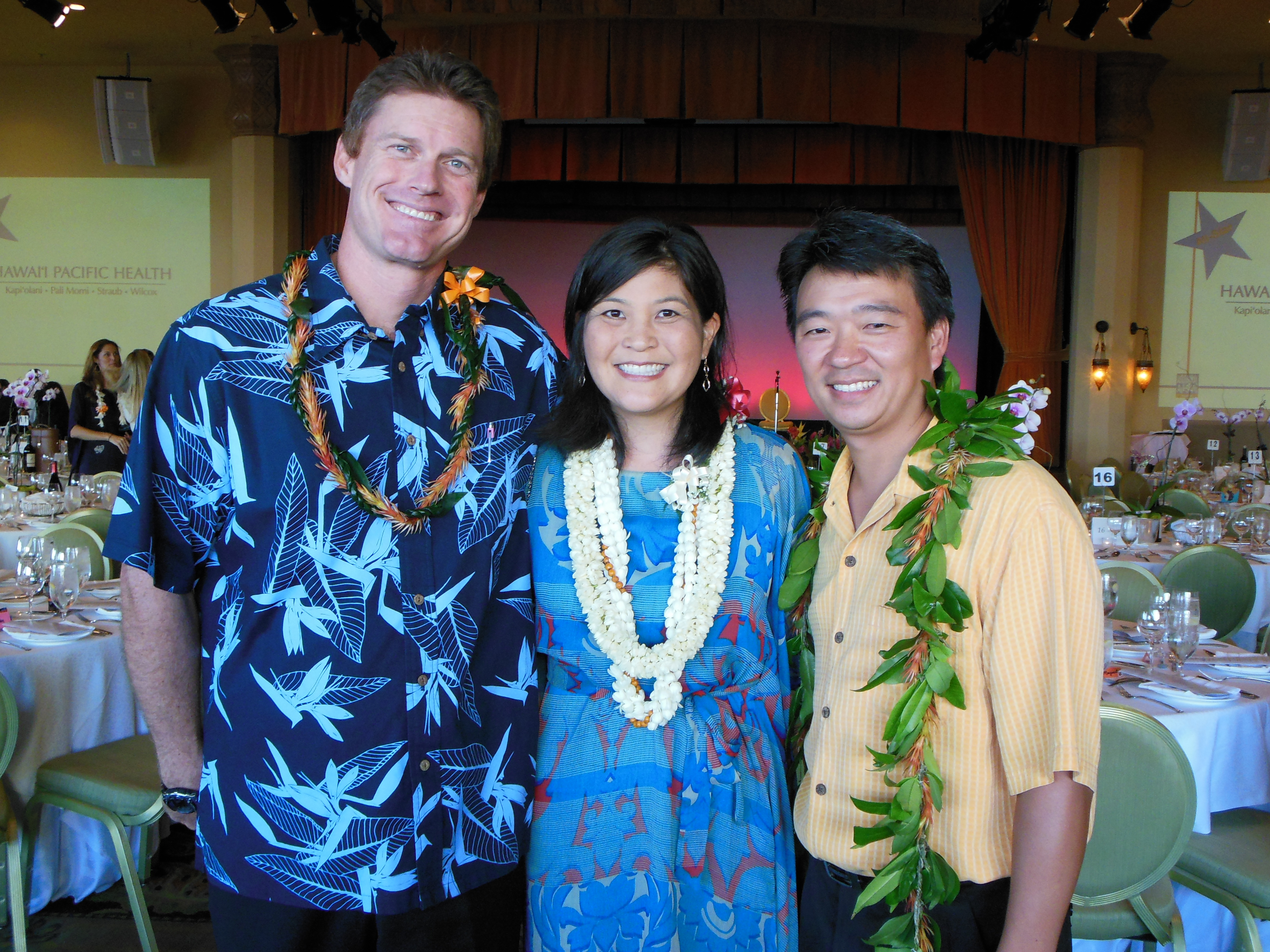 Keahi, Dawn & Lt. Governor