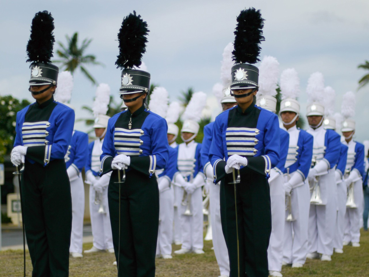 Maui High School Band