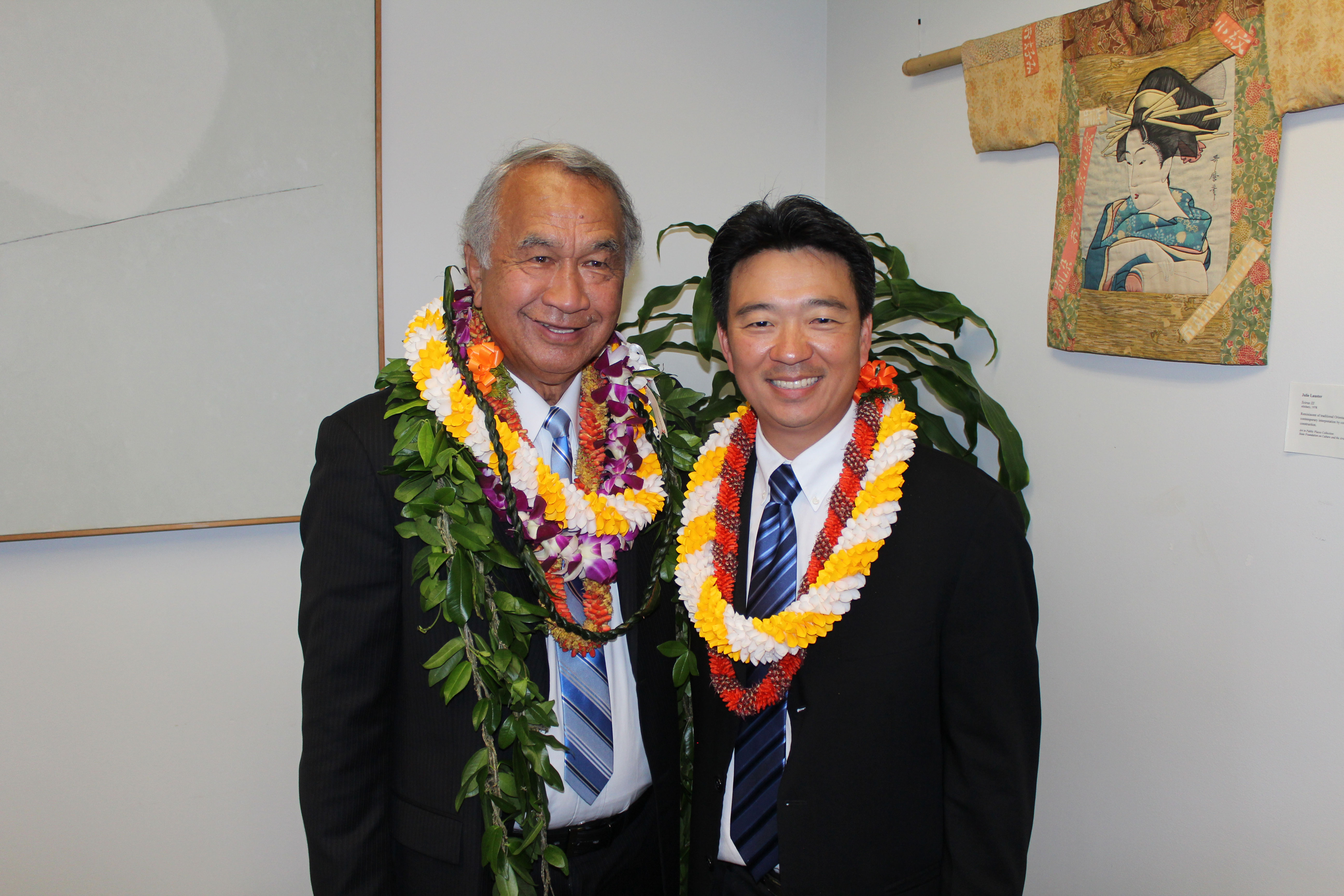 Lt. Governor Shan Tsutsui's Statement on the Passing of Senator Gilbert Kahele post thumbnail