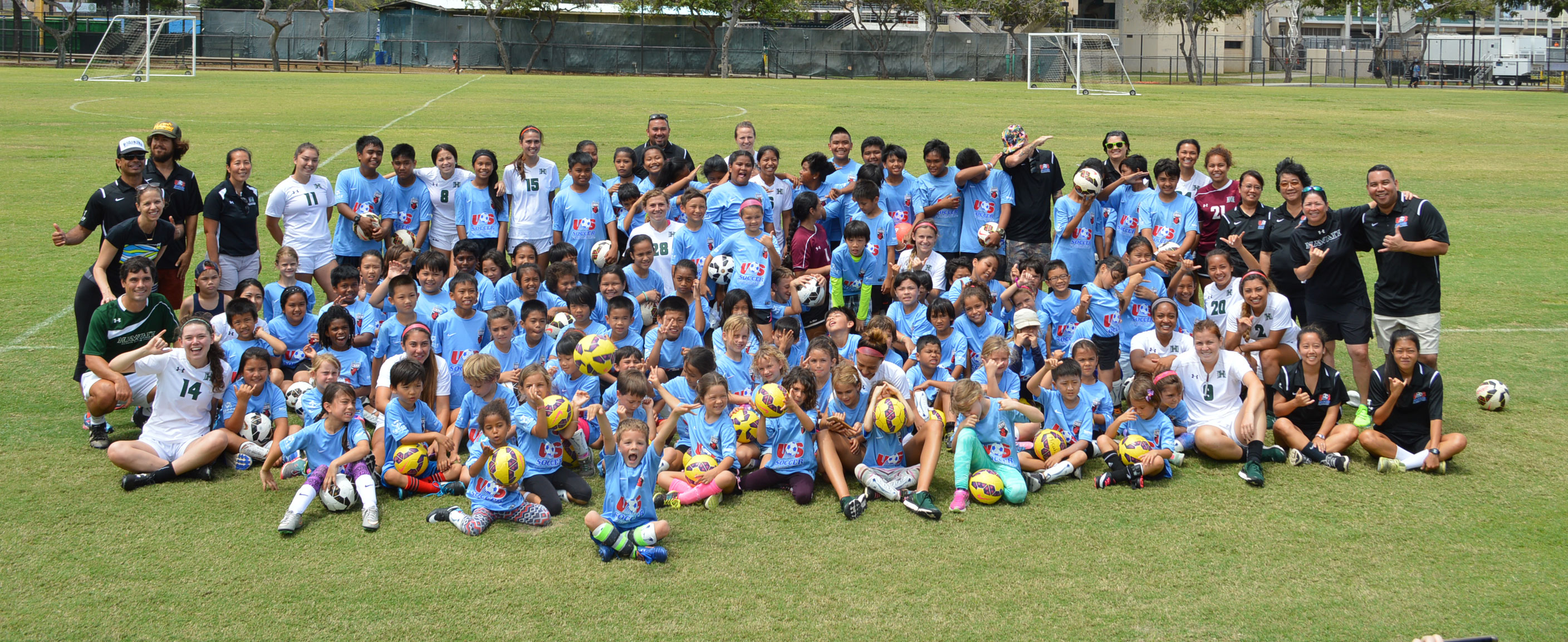 Soccer for Success Clinic