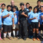 Kalakaua Intermediate School Soccer for Success