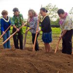 Groundbreaking ceremony in Maui