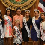 Miss Hawaii United States pageant winners