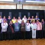 Lt. Gov. Chin with United Filipino Council of Hawaii