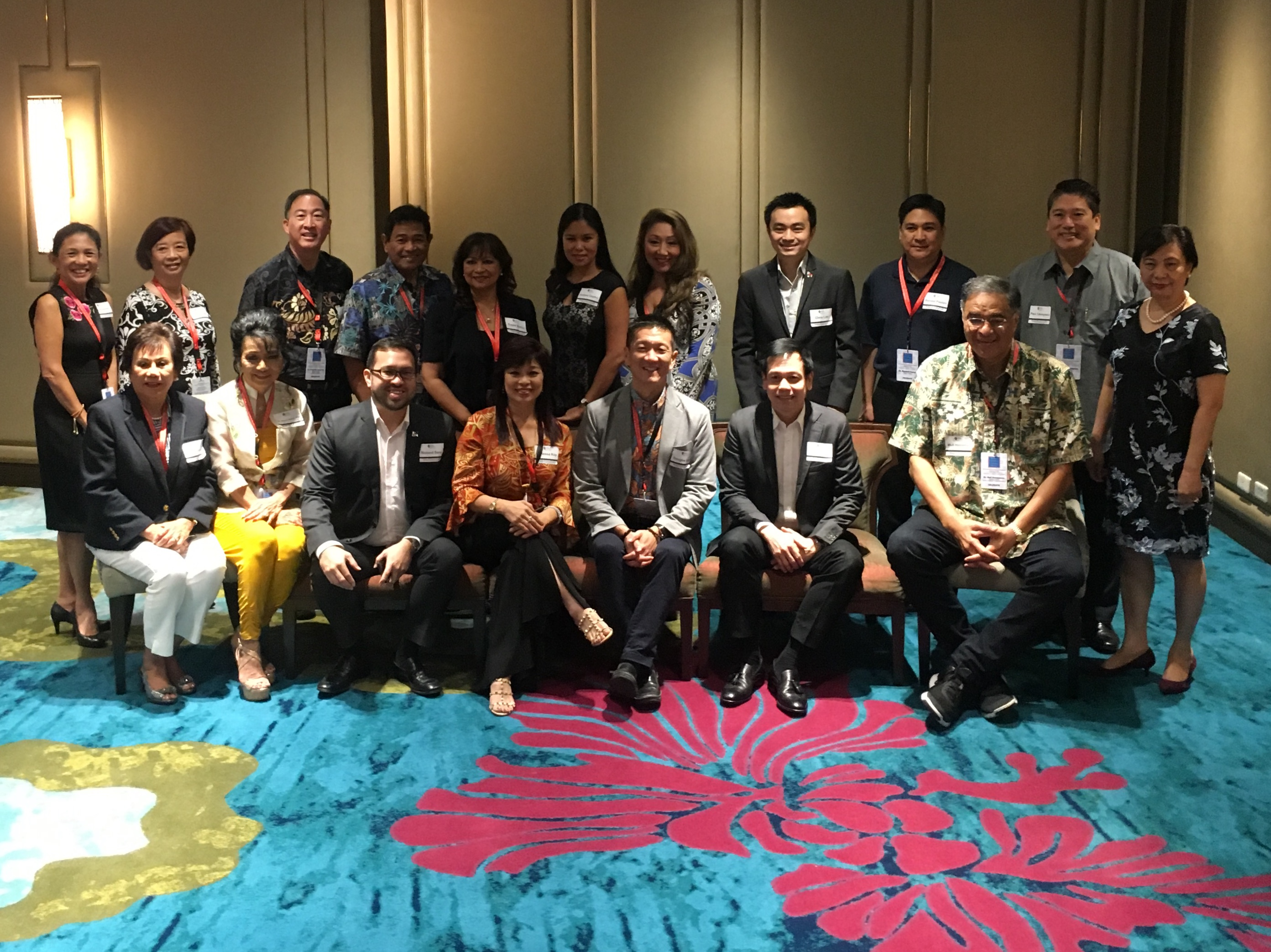 Delegation Meeting with Philippine Franchise Association